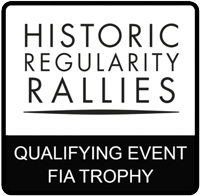 Logo FIA Historic Regulatity Rallies